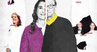 """Новые """"грязные"""" детали развода Билла и Мелинды Гейтс: пара все опровергает"""