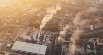 Вчені б'ють на сполох: рівень вуглекислого газу на 50% вищий, аніж в індустріальні часи