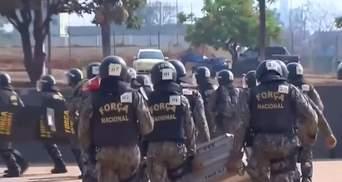 Cпалені автобуси та банкомати: бразильська мафія паралізувала місто-мільйонник