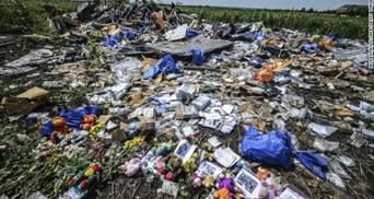 Катастрофа MH17 на Донбассе: удавка Гааги затягивается