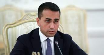 Поддерживаем вступление Украины в ЕС, – заявление главы МИД Италии