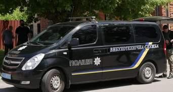 """В Киевской области пьяный мужчина пришел с """"взрывчаткой"""" в ЖЭК"""