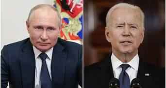Зустріч Байдена та Путіна: жителів Женеви просять працювати з дому в день саміту