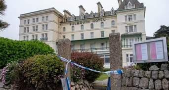У Британії через підозрілий предмет евакуювали готель, де буде саміт G7: фото