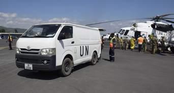 Після виверження потужного вулкану: як українські пілоти рятували людей у ДР Конго