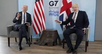 Натхненні 1941 роком: Байден і Джонсон підписали важливу геополітичну угоду