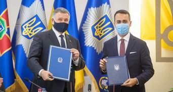 Украина и Италия договорились продолжить признание водительских прав
