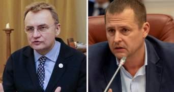 Садовый и Филатов оценили идею создания Конгресса местных и региональных властей