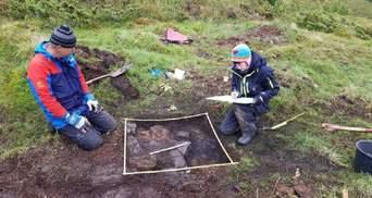У Норвегії під льодом виявили давнє поселення епохи вікінгів