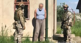 На Львівщині втретє затримали священника за продаж саморобної зброї: фото