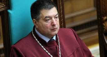 Не більше, ніж політичні заяви, – Совгиря про вимогу суддів КСУ повернути Тупицького