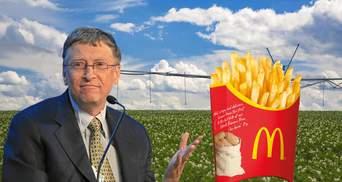 """Билл Гейтс скупает земли через """"подставных лиц"""": гигантские поля уже видно из космоса"""