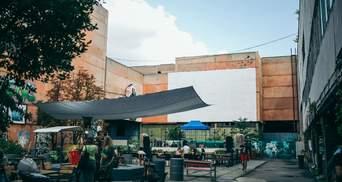Місце вільних людей: як херсонці створили артпростір  Urban CAD на заводі