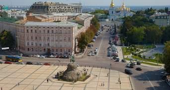 Из-за фестиваля: в центре Киева перекроют движение и будут отключать наружное освещение