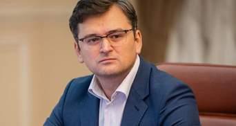 Не воспримем договоренностей за спиной Украины, – Кулеба о встрече Байдена и Путина