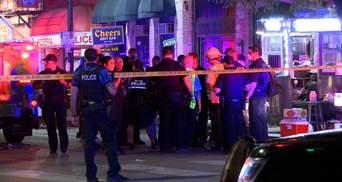 В США неизвестный открыл стрельбу на улице: много раненых, нападающий убежал