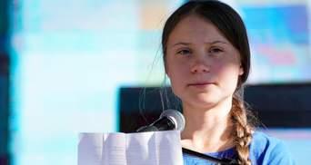 Уперше з початку пандемії: Грета Тунберг вийшла на кліматичний страйк