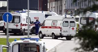 У Росії знову спалах коронавірусу: Москва йде на жорсткий карантин