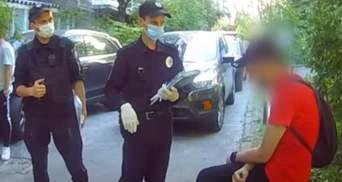 Оператор телеканалу Медведчука виявився наркодилером: відео затримання