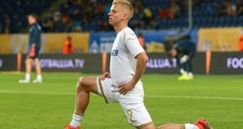 """Зінченко хоче """"загоїти рану"""" Ліги чемпіонів на Євро-2020: амбітна заява"""