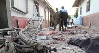 В Сирии преспешники Асада обстреляли больницу ракетами: 18 погибших, среди них дети