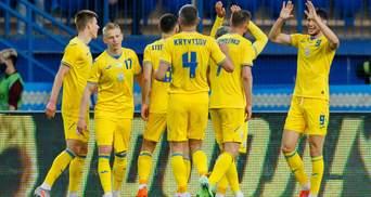 Євро-2020: заявка збірної України на матч з Нідерландами