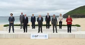 Протистояння Китаю і боротьба з пандемією: про що говорили у другий день саміту G7