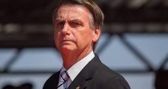 Президента Бразилії знову оштрафували за недотримання карантину