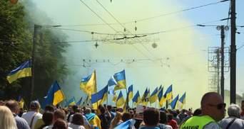 Освобождение Мариуполя: в городе состоялся Марш украинских сил – фото, видео