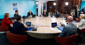 Лідери G7 погодили спільні кліматичні цілі до 2050 року