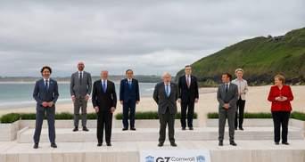 Росія – сторона конфлікту на Донбасі, – лідери G7 закликали Путіна вивести війська з України