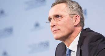 Генсек НАТО признал, что в инциденте с посадкой самолета в Беларуси была роль России