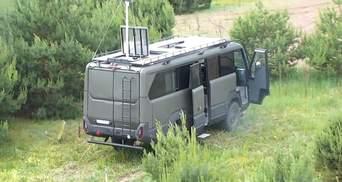 Пограничные отделы на колесах: мощные автотепловизоры ездят вдоль границы на Волыни