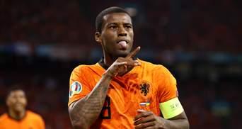Нідерланди забили два голи у ворота України