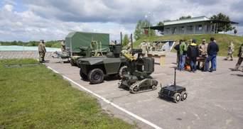 Роботы в разведке: Минобороны тестирует платформы для боевых задач
