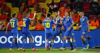 Хто найкращий гравець збірної України у матчі проти Нідерландів на Євро-2020: опитування