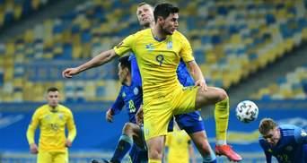 Збірна України повторила антирекорд Євро за програними матчами
