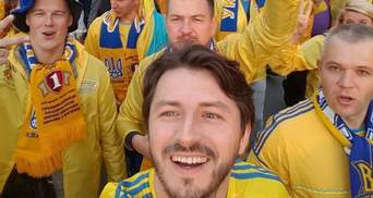 Джамала, Сергей Притула: как звезды поддерживали сборную Украины на Евро-2020