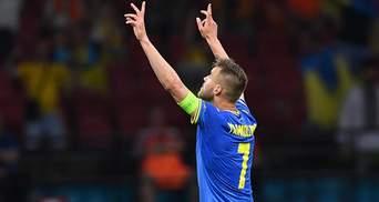 Шедевр Ярмоленка може стати найкращим голом першого туру Євро-2020