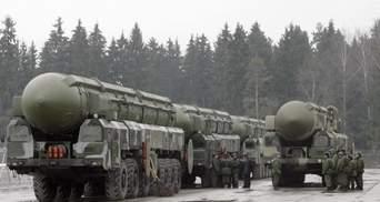 Росія та США збільшили кількість ядерної зброї, яка готова до застосування