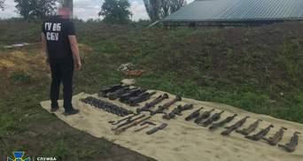 Військові ЗСУ хотіли продати зброю зі своєї частини