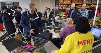 40 российских магазинов в Украине: сеть Mere анонсировала открытие супермаркетов
