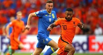Депай обіграв весь захист України та отримав відзнаку УЄФА: відео