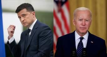 Зеленський хоче почути чітку відповідь від Байдена щодо надання Україні ПДЧ в НАТО