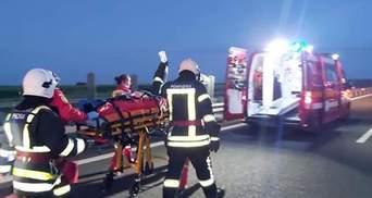 Авария автобуса с украинцами в Румынии: число погибших возросло
