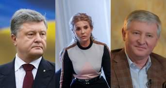 Боротьба з донорами української корупції: закон про деолігархізацію знімає маски з політиків
