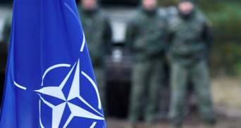 НАТО підтвердило обіцянку прийняти до свого складу Україну через ПДЧ