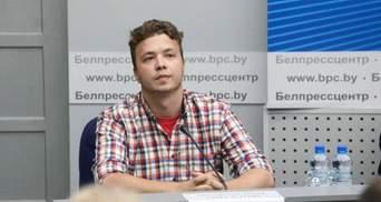 Террористы захватили заложника, – белорусский журналист о действиях в отношении Протасевича
