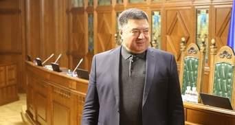 Справа про відсторонення Тупицького: суд зупинив одне з проваджень