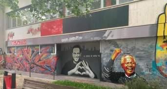 Женева готується до приїзду Путіна: у місті з'явилося скандальне графіті з Навальним